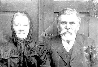 Jozef and Anna Popelis