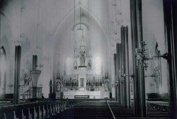St. George Interior