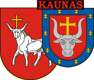 Kaunas Coat of Arms