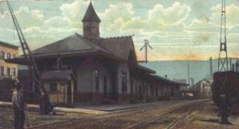 Lehigh Valley Railroad Station