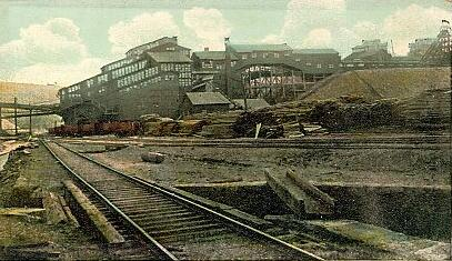 Maple Hill Colliery